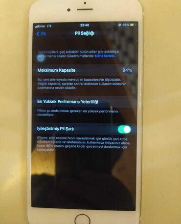 apple isə 6 b - Azərbaycan: İşlənmiş iPhone 6s Plus 16 GB Qızılı