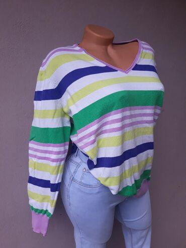 Košulje i bluze | Prokuplje: Markirana bluza kao nova bez oštećenja  Velicina M/L