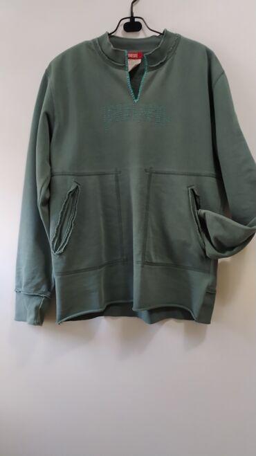 Женская одежда - Мыкан: Толстовка, размер 42-44-46, ткань х/б, качество и состояние отличное