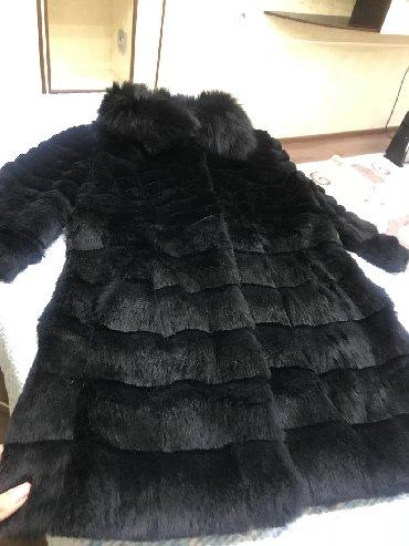 шубу из песца в Кыргызстан: Женские куртки Denim Co M