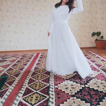 Продам свадебное платье (подойдет на беременную девушку до 6 месяцев)