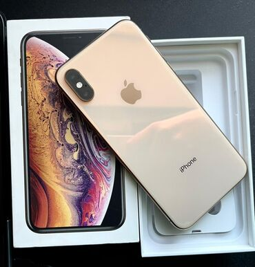 Used iPhone Xs 64 GB Gold