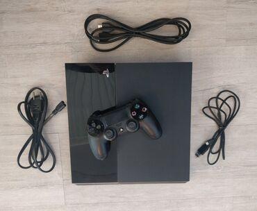 best playstation в Кыргызстан: Продаю Playstation 4 ( PS4) 500gb  в использовании была всего 2 месяц