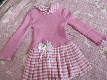 Зимнее платье на 3 года