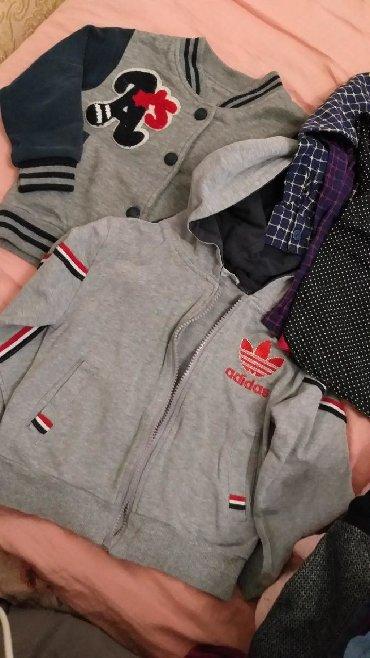 Рубашки брюки и полувер на мальчика 5лет. любая 130сом
