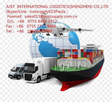 Преимущества контейнерных перевозок из Китая В Таджикистан Транспорти