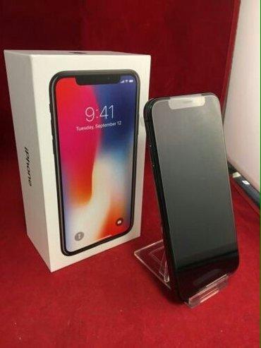 Новый Apple iPhone X оригинальные в Джавонон