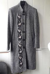 Красивое качественно пальто. Размер 44 - 46