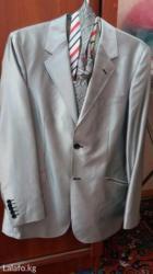 костюм мужской турецкий!отличного качества!одет один раз на свадьбу.ра в Бишкек