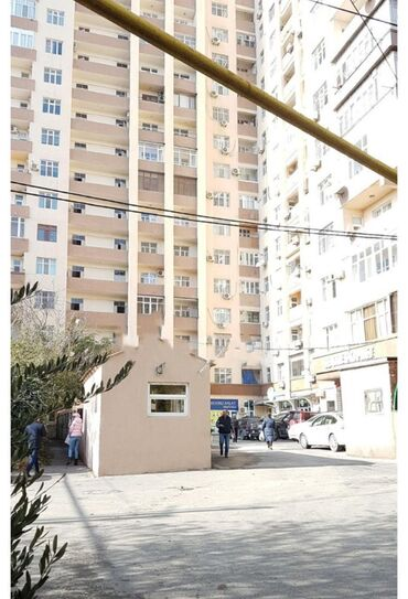 Binalar - Azərbaycan: Yasamal rayonu Ş.Mehdiyev küçesi, Gentlemenin binasının arxasında yerl