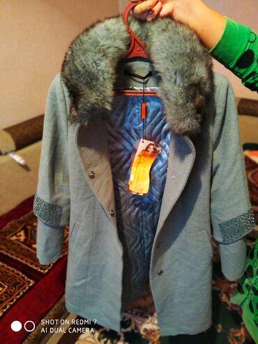 "Пальто - Размер: M - Бишкек: Пальто ""LORETA""кашемир ТурецкаяНовая не разу не одевала.Размер"