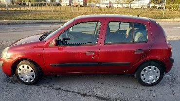 Renault | Srbija: Renault Clio 1.5 l. 2002 | 228840 km