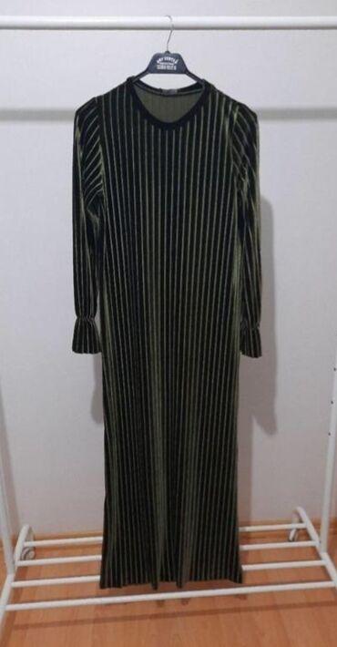 Платье бархатное качественное и удобное размер 36-38. Производство