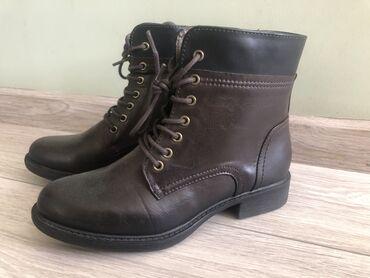 Продаю новые женские демисезонные ботинки (Германия) Blue Motion 38