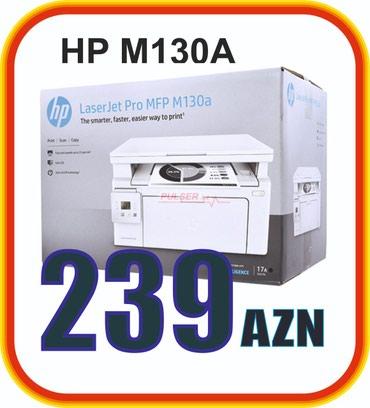 Bakı şəhərində HP LaserJet MFP M130A