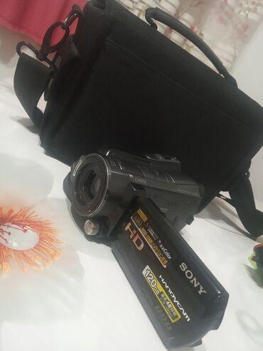 Видео камера Soni handicam 12-й zoom