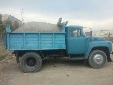 услуги зила атсев,шебень песок вывоз строй мусор итд. в Бишкек