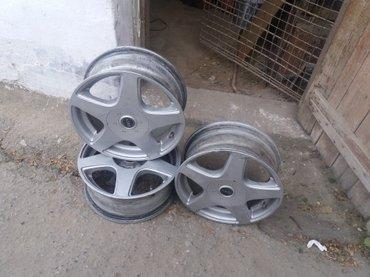 Продают диски на Toyota Wish Honda Stream в Кызыл-Кия