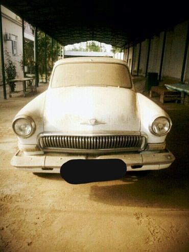 Ağdaş şəhərində GAZ 21 Volga 1950