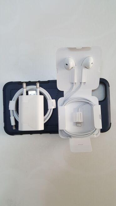 Продаю! комплект от IPhone X, оригинальное зарядное устройство