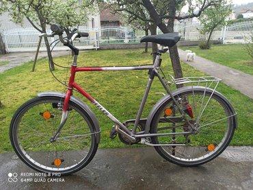 Bicikle - Srbija: Wheeler 28-9000din Poseduje 6brzina Tockovi 28inca Prodaja polovnih bi