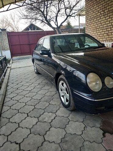 meizu m6 синий в Кыргызстан: Mercedes-Benz E 320 3.2 л. 2001