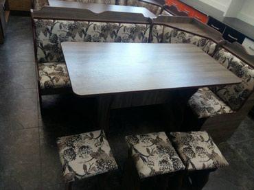 Продаю новый кухонный уголки в Бишкек
