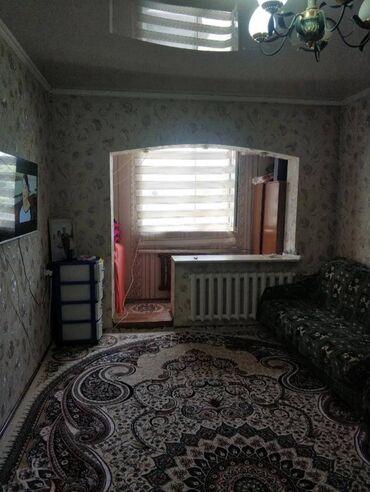 квартира кызыл аскер in Кыргызстан | БАТИРЛЕРДИ УЗАК МӨӨНӨТКӨ ИЖАРАГА БЕРҮҮ: 1 бөлмө, 34 кв. м, Эмереги менен