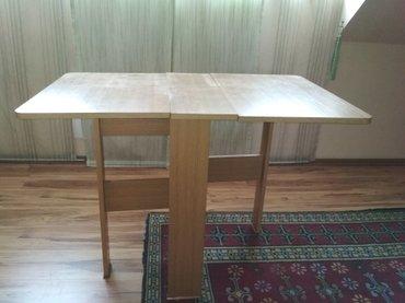Стол раскладной. в хорошем состоянии. в Лебединовка