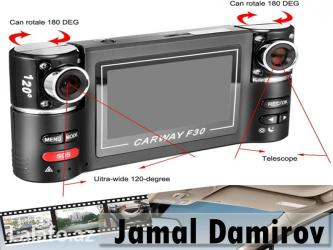 Bakı şəhərində Car DVR F30 videoregistrator, Car DVR F30 видеорегистратор.