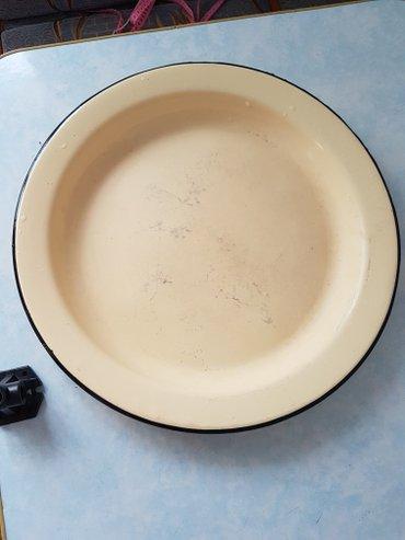 Железное блюдо диаметр 36см в Лебединовка