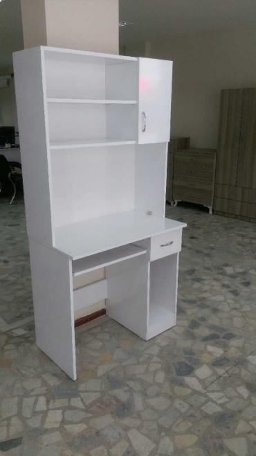 Bakı şəhərində Beyaz rekompyuter masasıher sultan mebelde en ucuz qiymetlerle.
