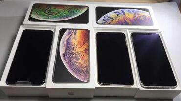 Новый iPhone Xs Max 64 ГБ Черный