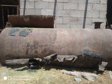 Услуги - Кунтуу: Металлическая бочка длина 210 см диаметр 266 см толщина 08 мм