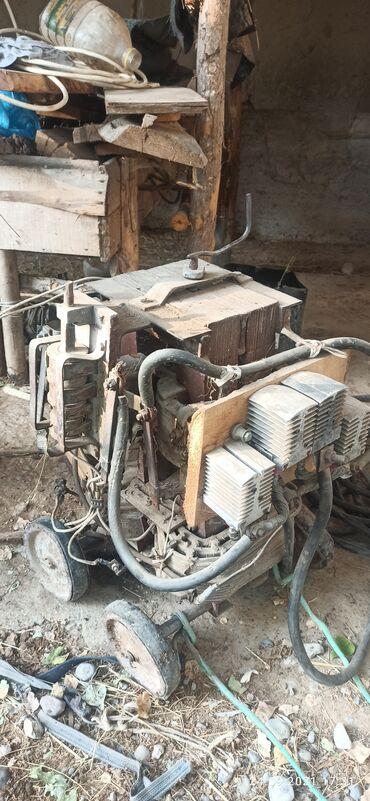 21 объявлений: Продаю сварочной аппарат трёхфазное (380В)