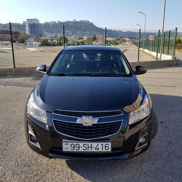 Chevrolet Cruze 1.8 l. 2013 | 169000 km