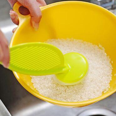 Гаджет интересная и полезная в хозяйстве вещица для промывания риса