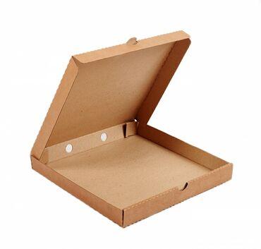 Коробки для пиццы в наличии: 30×30; 35×35; 40×40