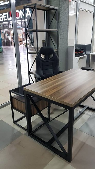 дэфо офисная мебель в Кыргызстан: Офисная мебель в стиле Лофт.В наличии и на заказ.офисная мебельмебель