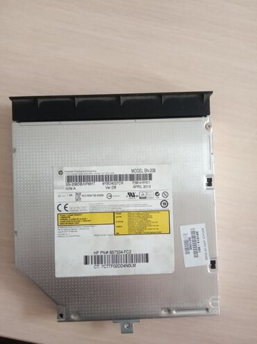 дисковод dvd rom в Кыргызстан: CD-ROM HP Pavillion g6 дисковод жля ноут бука. Стоял на hp. Рабочий в