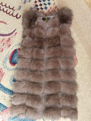 отдам видеокарту даром в Кыргызстан: Продам жилетку.Новая. Не носилаМех натуральный.Размер М, подойдёт и на