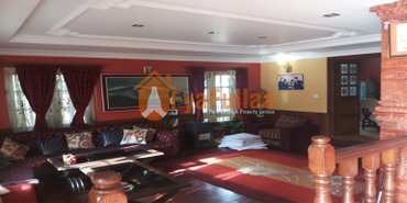 a beautiful and strong bungalow house having land area 0-8-0-0 of 2.5 in Kathmandu - photo 3