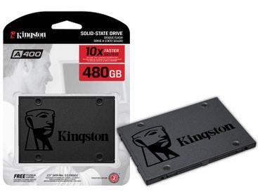 SSD 480Gb Kingston A400 в Bakı