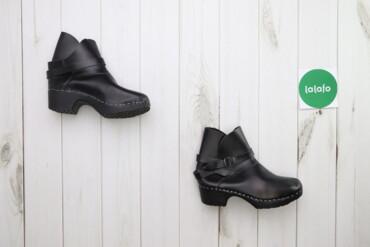 Жіночі стильні прошиті черевики, р. 39    Довжина підошви: 25 см Висот