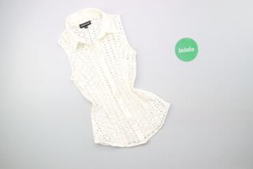 Жіноча мереживна сорочка Warehouse, p. XS    Довжина: 57 см Ширина пле