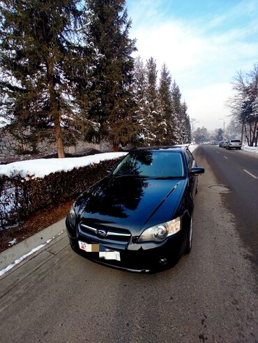 шины r13 в Кыргызстан: Subaru Legacy 2 л. 2005