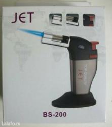 Brener jet - Lebane