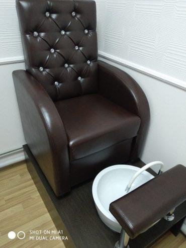 Педикюрное кресло (трон) для салона в Бишкек