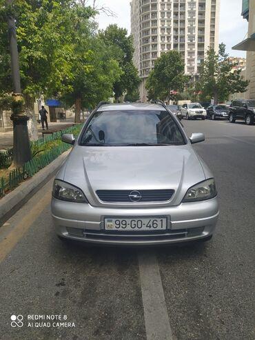 Opel Azərbaycanda: Opel Astra 1.6 l. 1998 | 220000 km