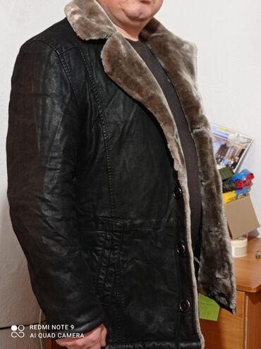 Дублёнка новый оригинал Медведь размер 56 срочно